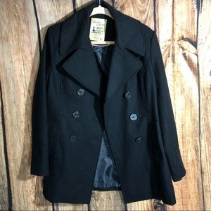 Heritage Collection Bass peacoat